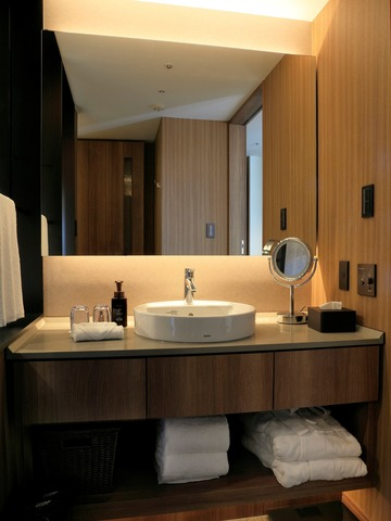 ホテル コレクティブ 洗面所イメージ